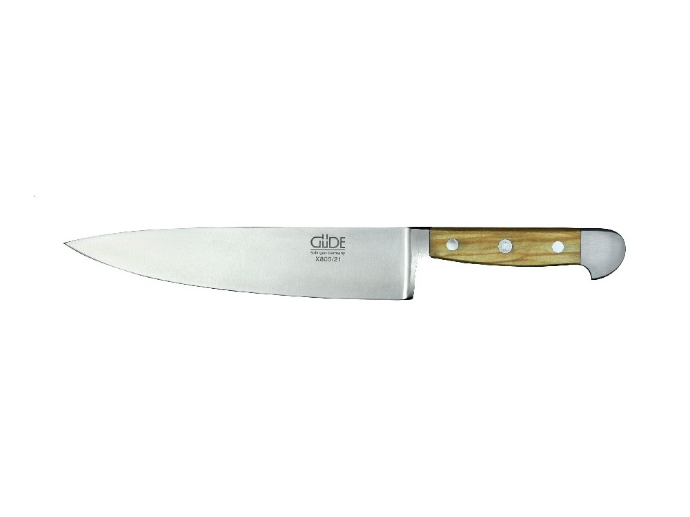 Alpha oliwkowa - nóż kucharski, 21 cm