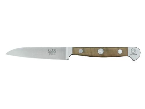 Güde Alpha gruszowa kuty nóż do warzyw, 9 cm