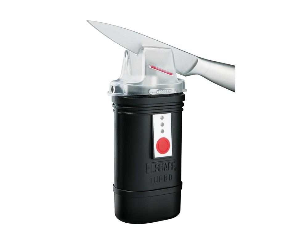 El-Sharp ostrzałka elektryczna do noży i nożyczek