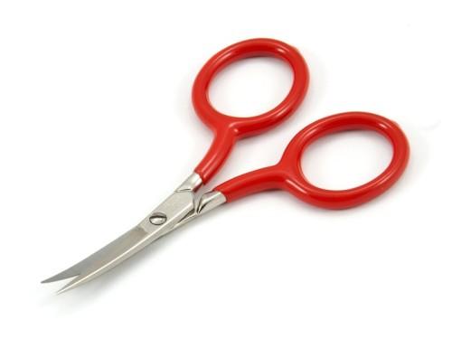 Przemysłowe nożyczki tkackie 4 / 10 cm wygięte