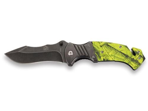 Nóż ratowniczy Puma TEC - jednoręczny, CAMO