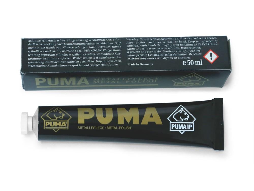 Pasta do polerowania metalu PUMA 50 ml
