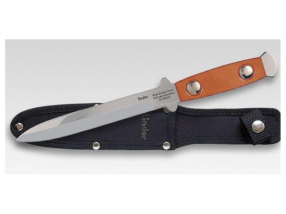 Nóż Linder Zebrano