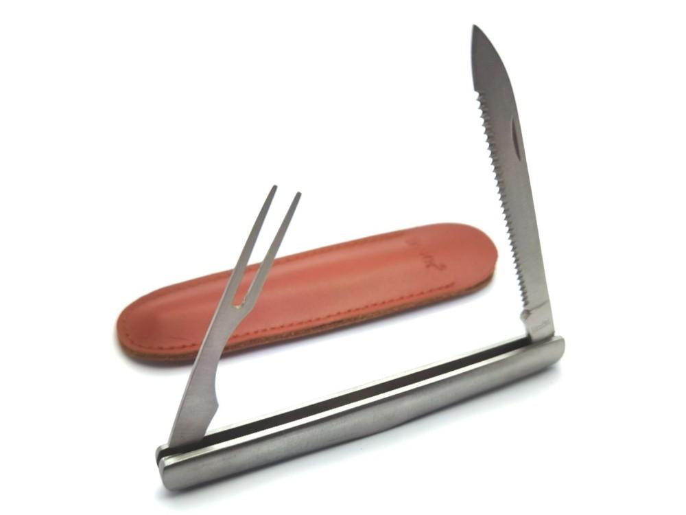 Nóż do próbowania wędlin i serów