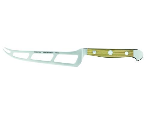 Alpha oliwkowa - nóż do sera, 15 cm