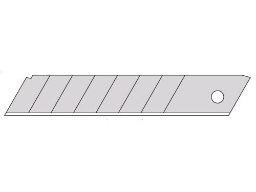 Ostrze techniczne łamane 18 mm 10 szt