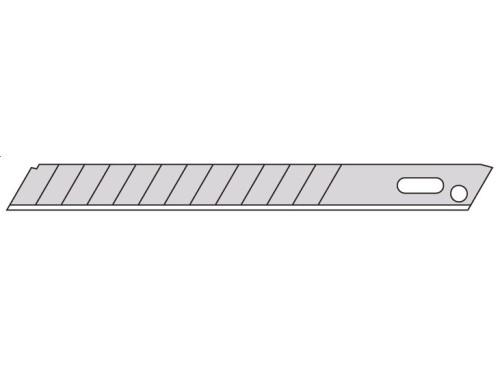 Ostrze techniczne łamane 9 mm 10 szt