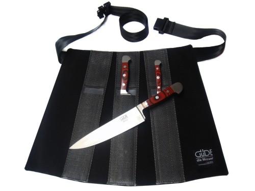 Fartuch, pokrowiec na noże